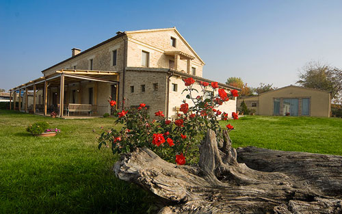 country house italy marche