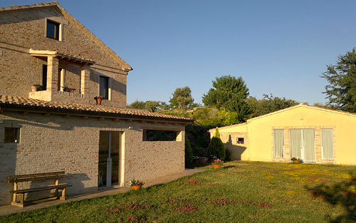 country house ancona marche