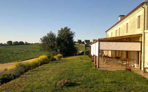country house e bed and breakfast ancona